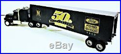 1/64 Ertl New Holland Baler 50th Anniversary Ford Tractor Trailer