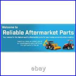 32124 Two Baler Chamb WDG Fits Ford/Fits New Holland 1280, 1281, 1282, 1283, 129
