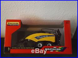Britains 132 Scale New Holland 1290 Big Sqaure Baler Boxed