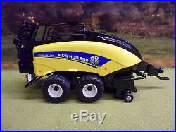 Britains New Holland 1290 Cropcutter Big Baler 42977 1/32 Boxed & New