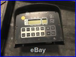 Bale Command Plus Monitor off New Holland BR7060 Round Baler #86624474