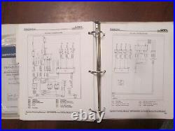 Case IH RBX4 & NEW HOLLAND BR7 Round Baler factory Service Training Manual OEM