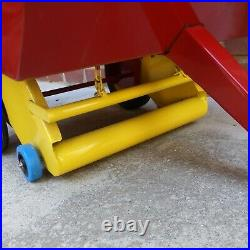 Custom New Holland Pedal tractor Round Baler Implement