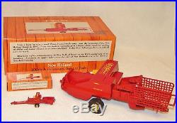 Ertl New Holland Baler 100th Anniversary 1 16 And 1 64 Scale Both New In Box