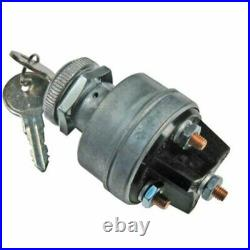 Ignition Switch 12 Volt 30 Amp Compatible with New Holland LS160 LS170 Case