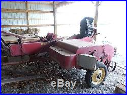 Model 66 New Holland with Wisconsin Engine