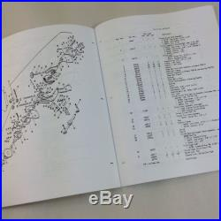 NEW HOLLAND 268 269 P. T. O 272 ENGINE TWINE WIRE TIE BALERS PARTS MANUAL CATALOG