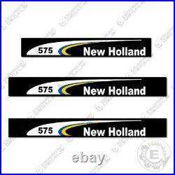 New Holland 575 Decal Kit Square Baler 7 YEAR 3M Vinyl Decal Upgrade