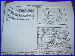 New Holland BR7060 BR7070 BR7090 BR7080 Round Baler Operators Owners Manual 2008