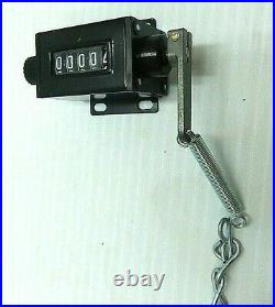 New Holland Bale Counter for Square Balers Factory Original withSpring and Chain