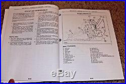 New Holland Br740a, Br750a, Br770a, Br780a, 5 Sections Baler Repair Manual
