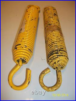 New Holland SPRING for 850 Round Baler (Part # 86511357) also (Part # 575902)