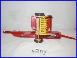 New Holland Square Baler By Ertl Mint Original Condition 1970's