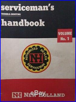 New Holland vol. 1 Service Repair Shop Manual Baler Wisconsin Engines Gearboxes