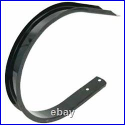 Pickup Baler Band Outer Dark Gray Metal Compatible with Case IH RBX462 RBX452