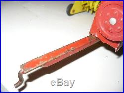 Rare Vintage New Holland Hayliner Ejector Baler For A Tractor 1/16 Nh Head Wheel