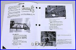Sperry New Holland 283 Hayliner Baler Owners Operators Manual Maintenance