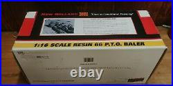 SpecCast New Holland 1/16 Resin 66 P. T. O. Baler