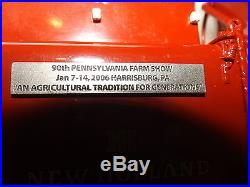 SpecCast new holland 66 engine powered baler PA farm show 2006 116 scale