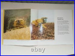 Sperry New Holland THE INNOVATORS company history booklet brochure combine baler