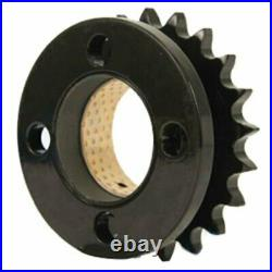 Sprocket Assembly Pickup With Bushing Compatible with New Holland 644 654 658