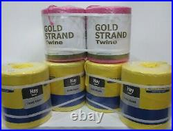 Tama Hay Twine 10000ft/pack, Conventional Baler Twine, Parcel String (ch)