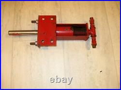 USED Chain Oiler Pump Cylinder Fits New Holland Baler Part# 80595671