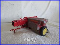 Vintage Rare New Holland Square Baler Farm Toy Implement Advanced Products