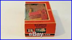 Vintage 9556 Britains New Holland 376 Baler Toy In Box