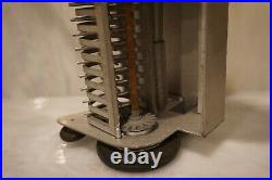 Vintage Ford New Holland Hay Baler Die Cast Collectible Display Piece