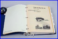 Vintage Sperry New Holland Balers Tools Wagons Farm Equipment Manuals Binder