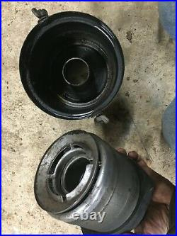 Wisconsin LO98 New Holland Baler Engine Oil Bath Air Cleaner Filter TFD TJD THD