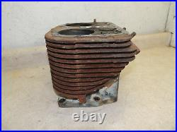Wisconsin VG4D Cylinder Jug, STD Bore with Valvetrain, One small scratch, AA90A